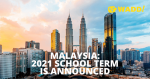 Malaysia: New School Terms 2021